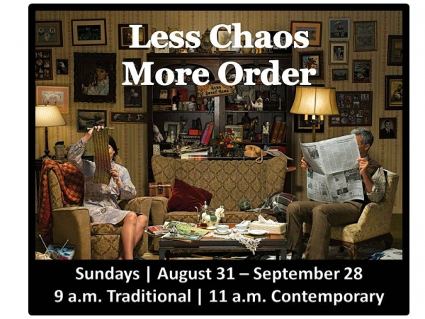 Less Chaos, More Order