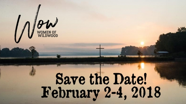 Women of Wildwood retreat